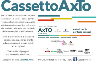 Card CassettoAxTo - Retro