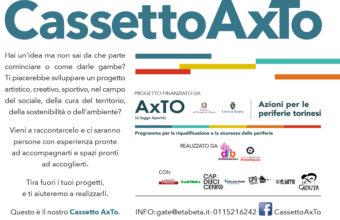 Card CassettoAxTo - Retro
