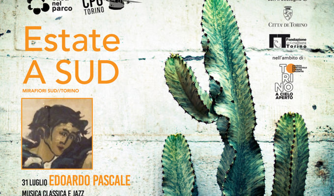 ESTATE A SUD CPG TORINO EDOARDO PASCALE