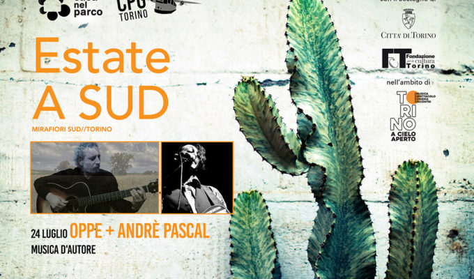 ESTATE A SUD CPG TORINO OPPE PASCALE