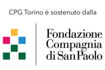 CPG TORINO è sostenuto dalla Fondazione Compagnia di San Paolo
